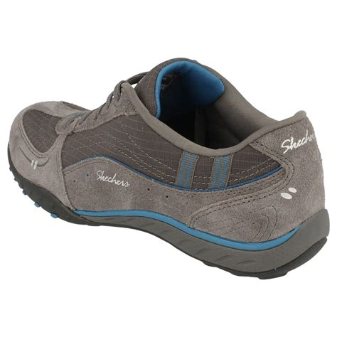 Jual Sketcher Relaxed Fit skechers relaxed fit trainers breathe easy just relax ebay