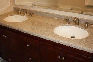 Granite Vanity Top Without Backsplash Custom Vanity Tops Tere 174