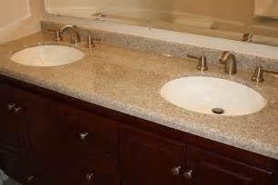vanity top bathroom countertops