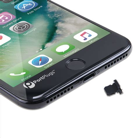 iphone lightning aluminum dust for iphone 7 or other apple device