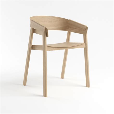 Chair Models by Muuto Cover Chair 3d Model Max Obj Cgtrader