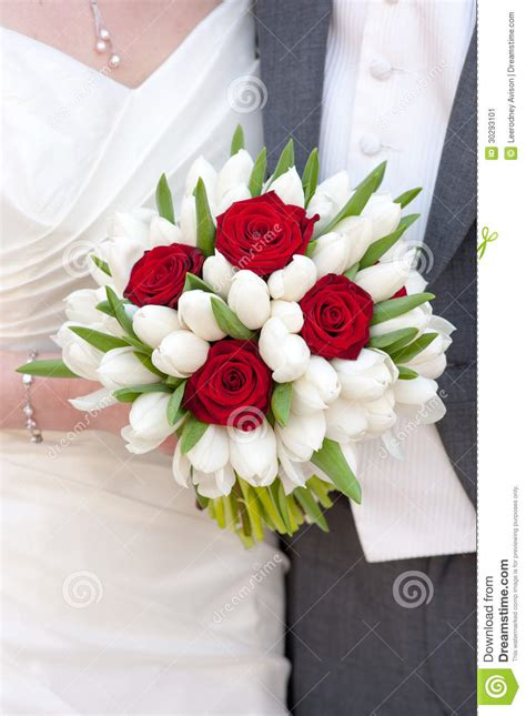 Läuse Bei Orchideen 3723 by 红色玫瑰和白色郁金香婚礼花束 库存图片 图片 包括有 新郎 布赖恩 丈夫 现有量 红色 夫妇