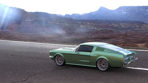 Mustang Ferngesteuertes Auto by Ferngesteuertes Auto Rc Onroad Car Vaterra 1967 Ford