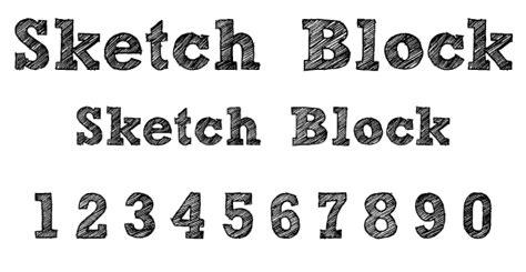 sketchbook font 30 sketched fonts for designers