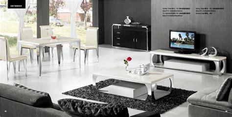 modern white coffee table set get cheap marble coffee table set aliexpress com