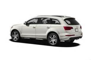 Audi 2012 Price 2012 Audi Q7 Price Photos Reviews Features