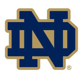 notre dame school colors notre dame football history must see website