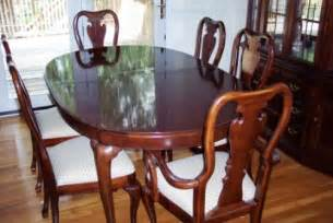 Thomasville Cherry Dining Room Set Thomasville Cherry Dining Room Set Marceladick