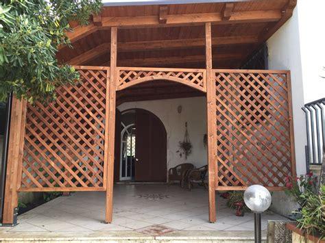 tettoie e pergolati tettoie e pergolati imbal legno