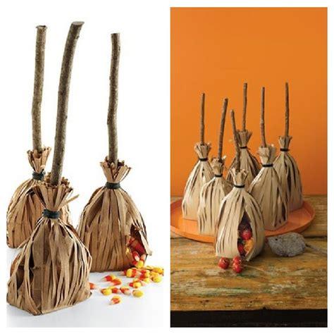 decorar escobas para halloween la decoraci 243 n de mis mesas decoraci 243 n para halloween