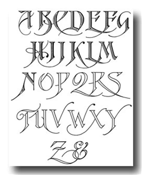 printable calligraphy letters calligraphy alphabet january 2013