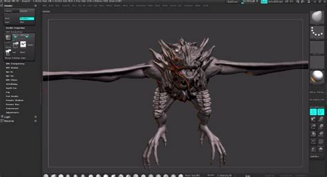 zbrush sculpting tutorial for beginners sculpting a dragon by ben douglas