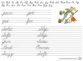 handwriting practice sheets free printable research