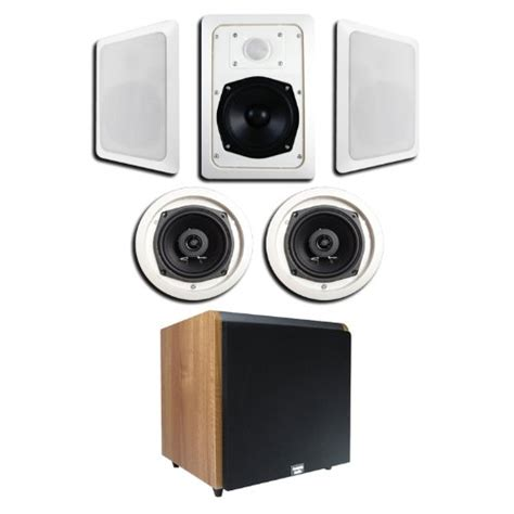 home theater systems   wallceiling speaker system