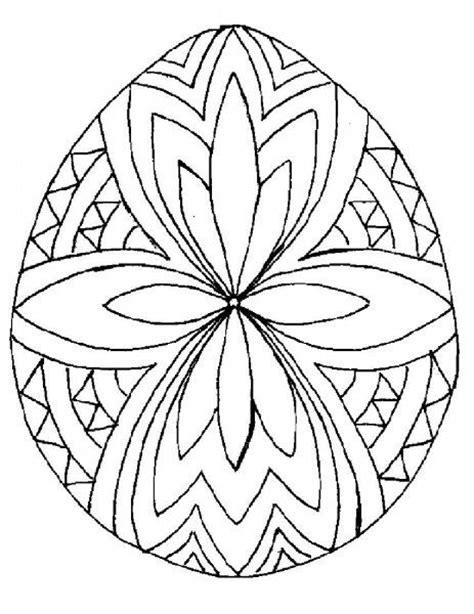 easter egg design coloring pages 12 coloring pages