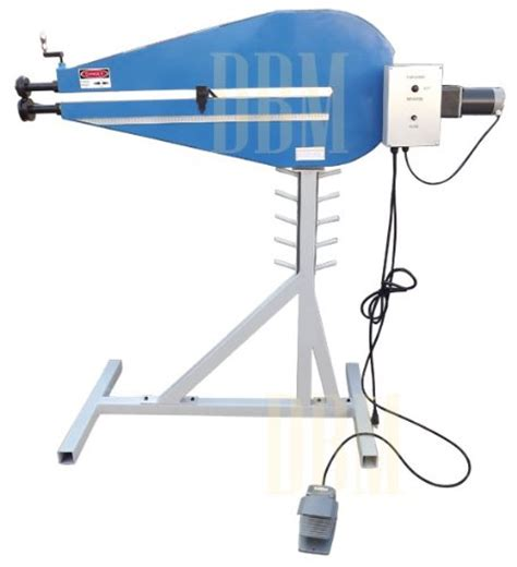 electric bead roller machine 42 quot x 20 metal shaping