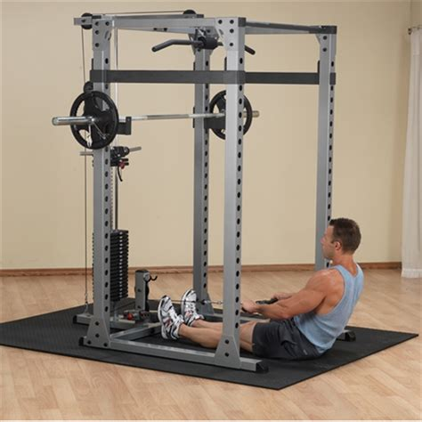 Solid Power Rack by Solid Lat Attachment For Power Rack Gymstore