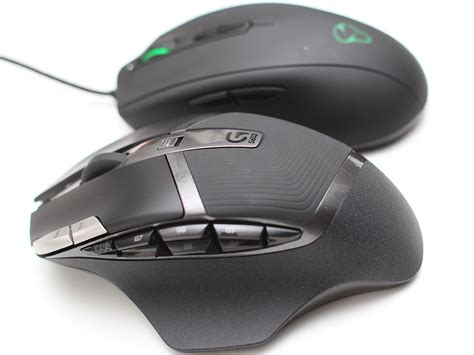 Mouse Logitech Wireless Gaming logitech g602 wireless gaming mouse review techpowerup