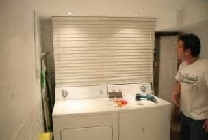 hide pipes mini blinds creative decorating