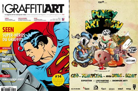 graffitie graffiti art magazine
