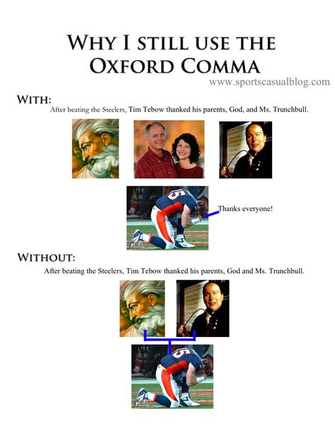 commas before conjunctions and or but