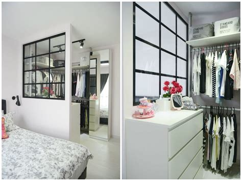 walk in wardrobe 13 hdb flats with walk in wardrobes