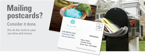 Business Card Mailing Service postcard mailing mailing services vistaprint
