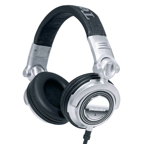Headphone Technics Technics Rp Dh1200 Dj Headphones Closed