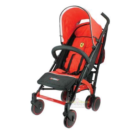 Ferrari Kinderwagen by Ferrari D200 Stroller Baby Needs Online Store Malaysia