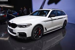 Bmw M 2017 Geneva Bmw 5 Series Touring Debuts With M