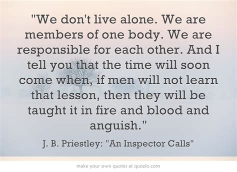 themes and quotes in an inspector calls the 25 best an inspector calls quotes ideas on pinterest