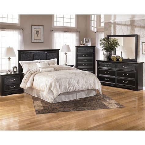 cavallino headboard bedroom set signature design