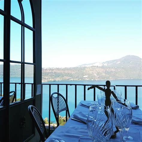 la lago castel gandolfo vista lago foto di ristorante la gardenia castel