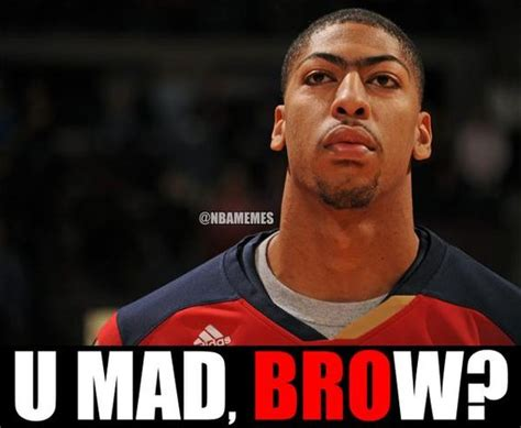 Anthony Davis Meme - new orleans pelicans atlanta hawks and hawks game on