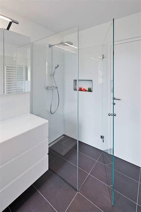 Schiebetür Glas Bad by Profillose Duschen Aus Glas Glasvetia