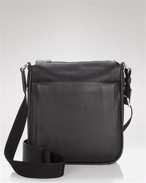 Bally Pocket Stripe Crossbody Bag Ori lyst bally cross bag in black for