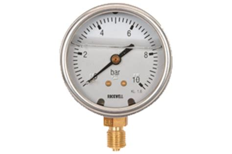 Thermometer Payung instruments pneumatics series taloe indonesia