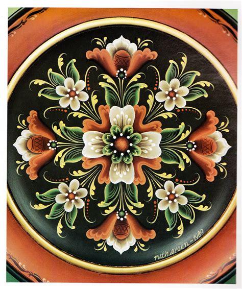 tole painting decorative arts digest sept  floral cat