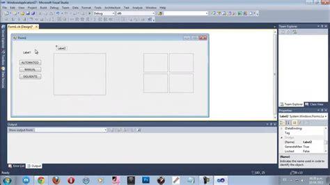 imagenes en visual studio crear un visor de imagenes en visual studio 2010 parte 1