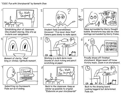 top layout guide storyboard stories digital lifesavers