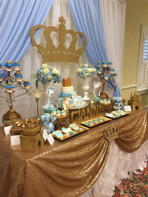 Lil Baby Shower Decorations by Prince Baby Shower Ideas Photo 4 Of 7 Catch My