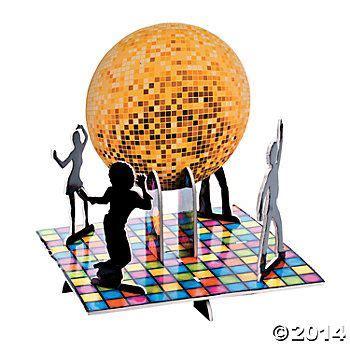 disco centerpiece disco disco