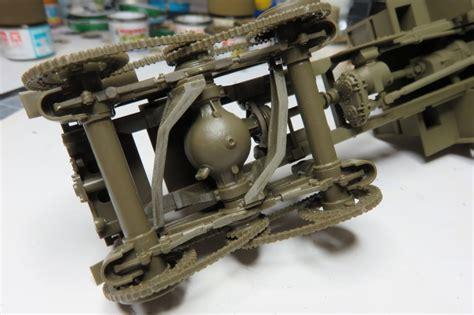 Du Radiateur 5159 by Wagon Us 40 Ton Tank Transporter Tamiya 1 35 232