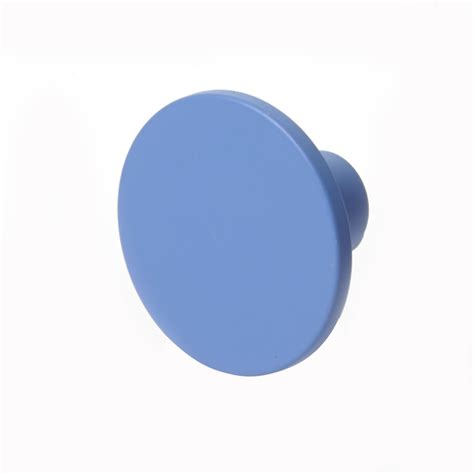 flat knob blue at wilko
