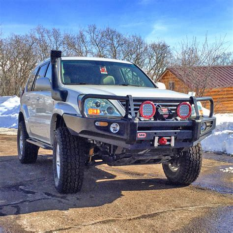 lifted lexus gx 470 lift kit old man emu gx470 lift kit