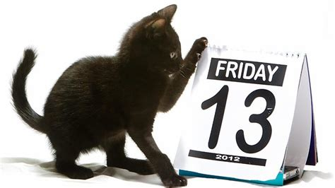 Bad Luck Superstitions a contemplative piece on the superstition of friday the 13th