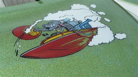 rat fink boat omega jet boat 1975 for sale for 7 500 boats from usa