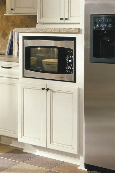 kitchen cabinets with microwave shelf thomasville specialty products base microwave cabinet