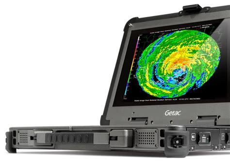 Gtech Rugged Laptop getac x500 ultra rugged notebook