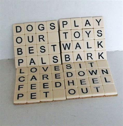scrabble tiles for crafts uk the 25 best scrabble coasters ideas on